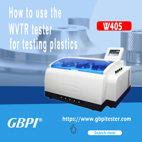 water vapor permeability analyzer